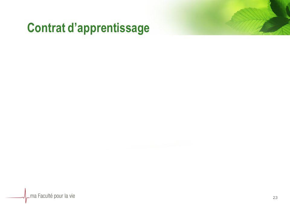Contrat dapprentissage 23