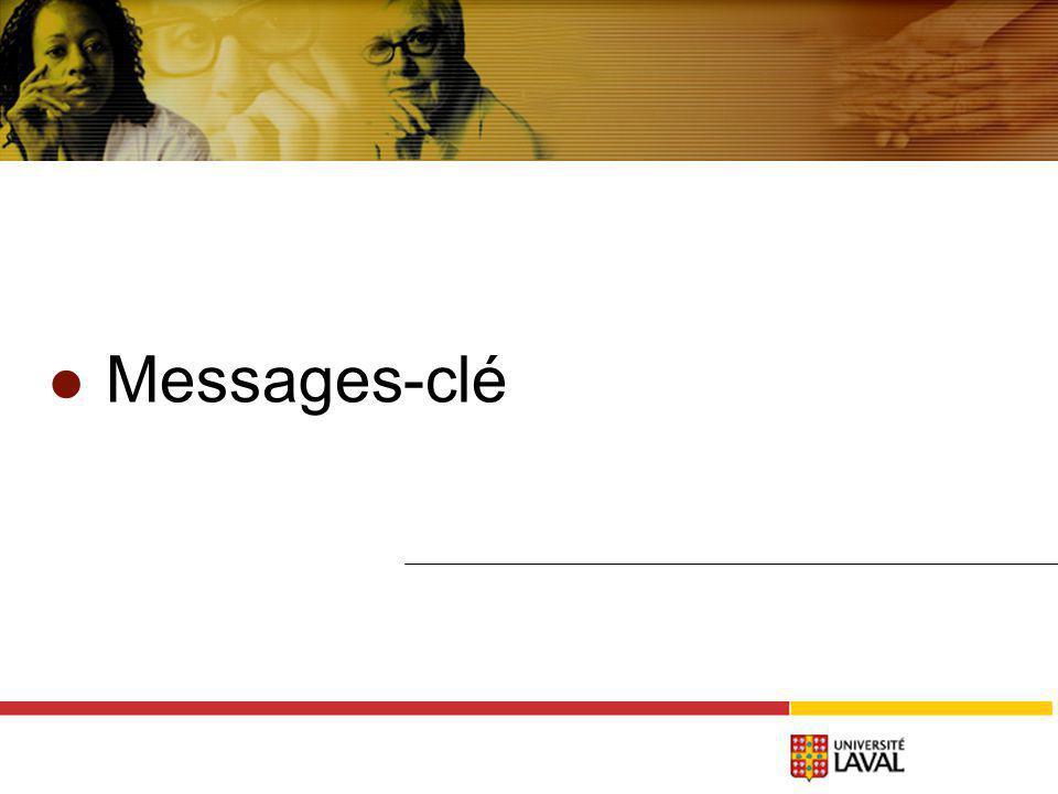 Messages-clé