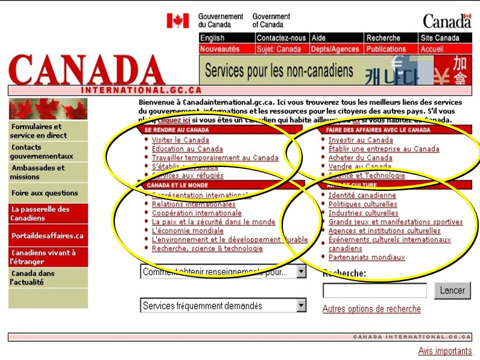 17 Government of CanadaGouvernement du Canada