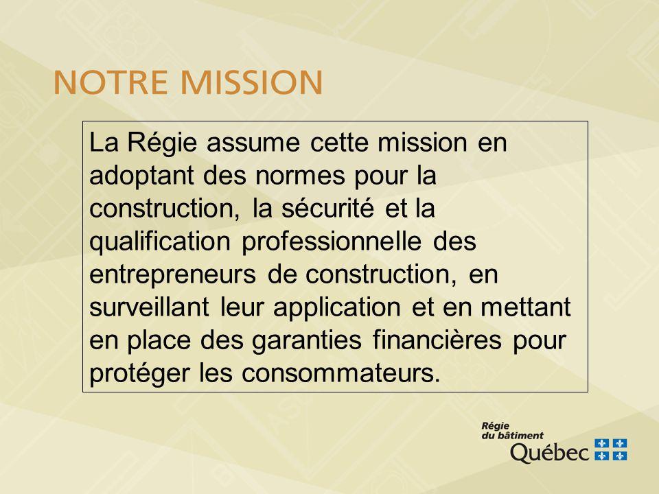 2007-04-194 Environ 440 employés à travers le Québec Équipe Web Intranet Présentation de la RBQ