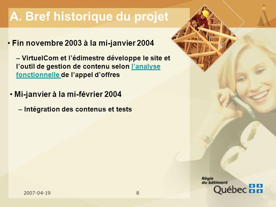 2007-04-1919 CMS - Ajout dun lien dans le menu