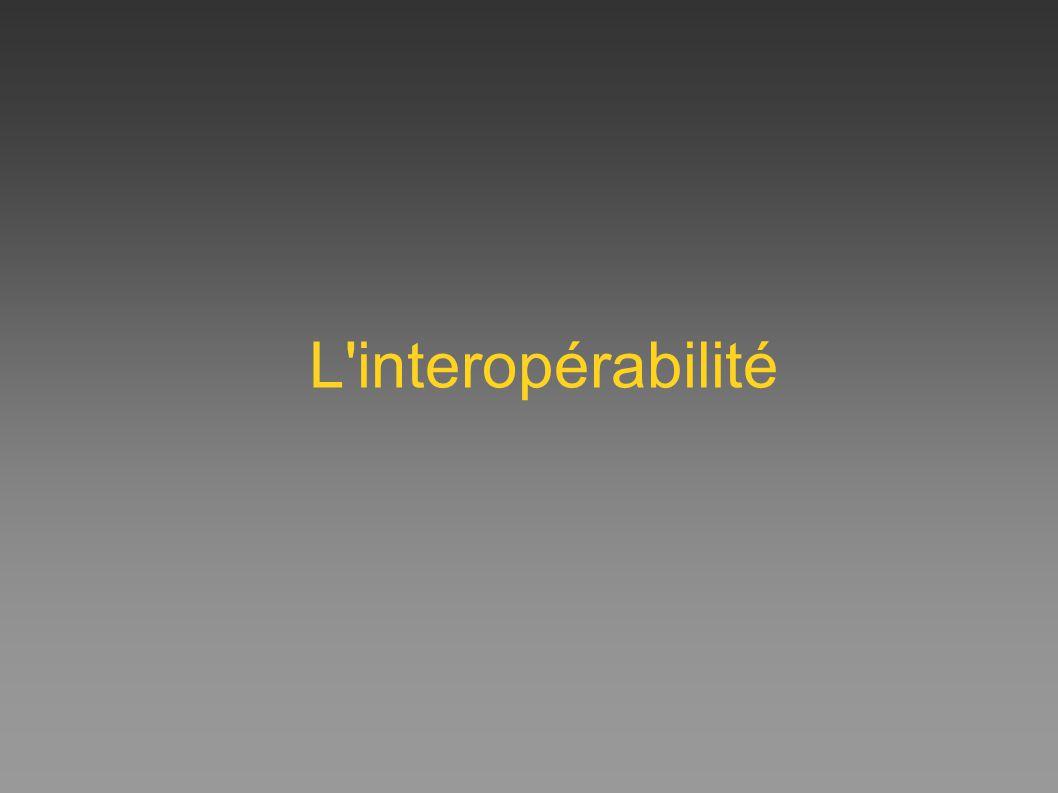 L'interopérabilité