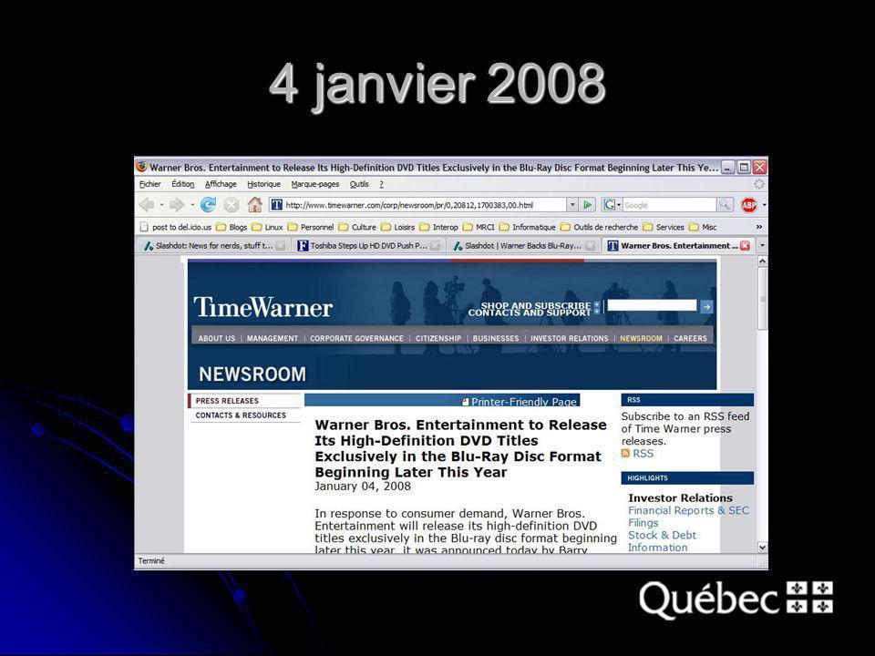 4 janvier 2008