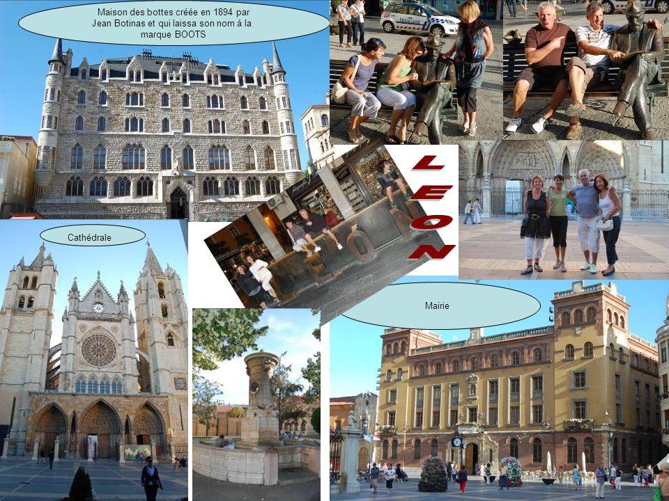 Maison des bottes créée en 1894 par Jean Botinas et qui laissa son nom à la marque BOOTS Mairie Cathédrale