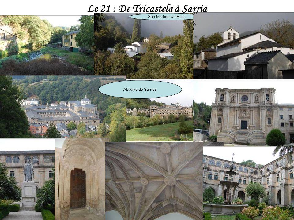Padornelo Eglise de Tricastela