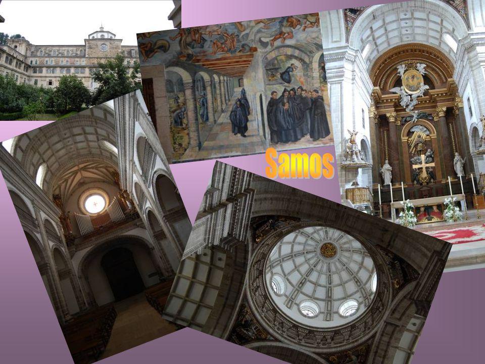 Le 21 : De Tricastela à Sarria San Martino do Real Abbaye de Samos