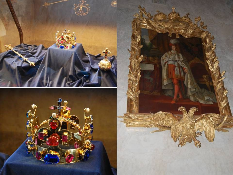 La salle du trône