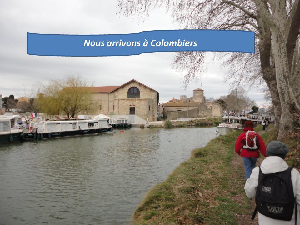 Le Canal….