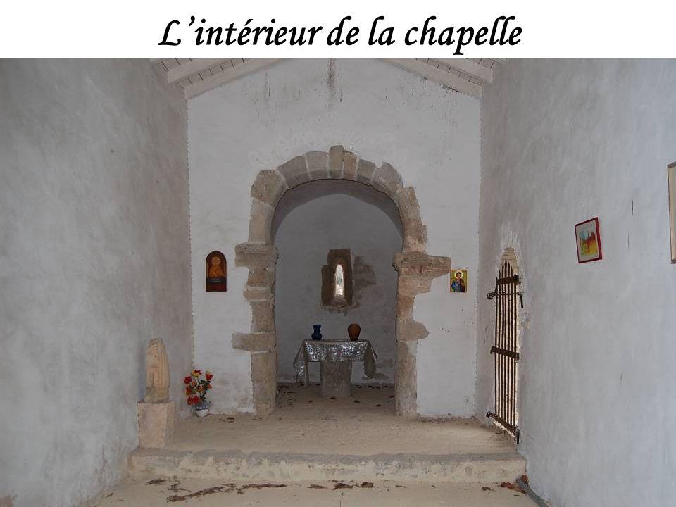 Lieu de pèlerinage et une étape entre la ferme sistercienne de Fontcalvy et labbaye de Fontfroide