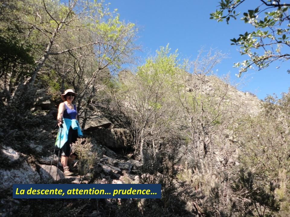 Les roches, le ciel, le panorama: que du bonheur !!!
