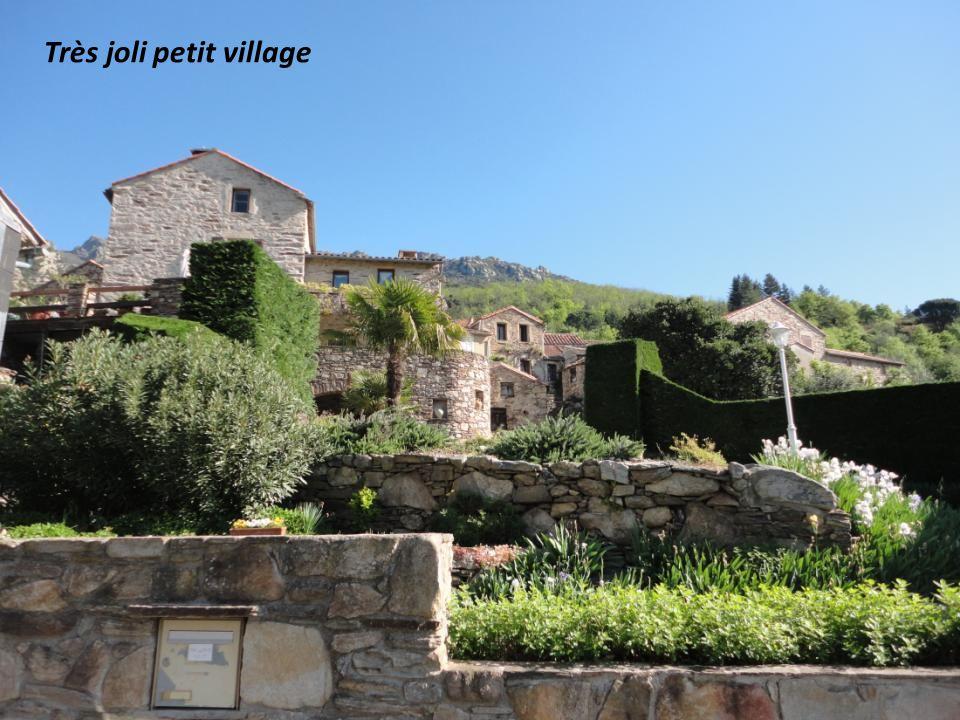 Très joli petit village