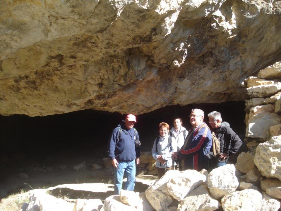La grotte du berger