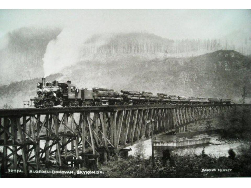 Au début, les wagons étaient freinés en descente par des serre freins qui agissaient au commandement du sifflet de la locomotive.