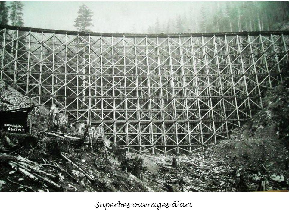 Construction dun pont