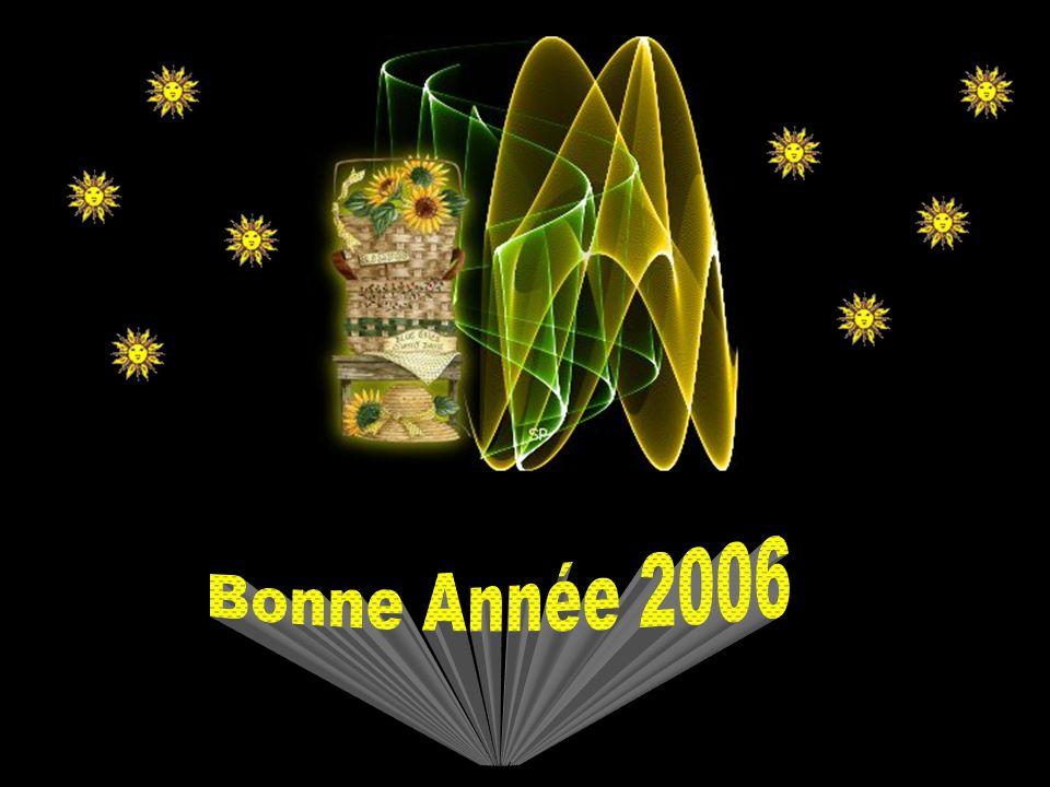 Que l an nouveau vous comble de Bonheur, de Joie de Prospérité et vous conserve en très bonne Santé