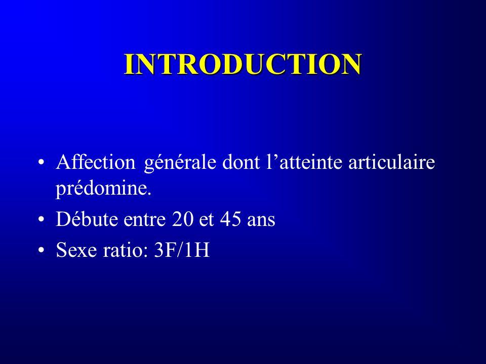 Matériel et méthodes Etiologies:Etiologies: 6 Polyarthrite Rhumatoïde, 1 Arthrite chronique Juvénile Indications:Indications:Douleur Gêne fonctionnelle Patients réclament la bilatéralisation
