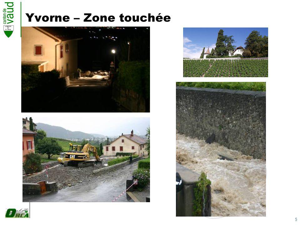 5 LIBERTE ET PATRIE Yvorne – Zone touchée