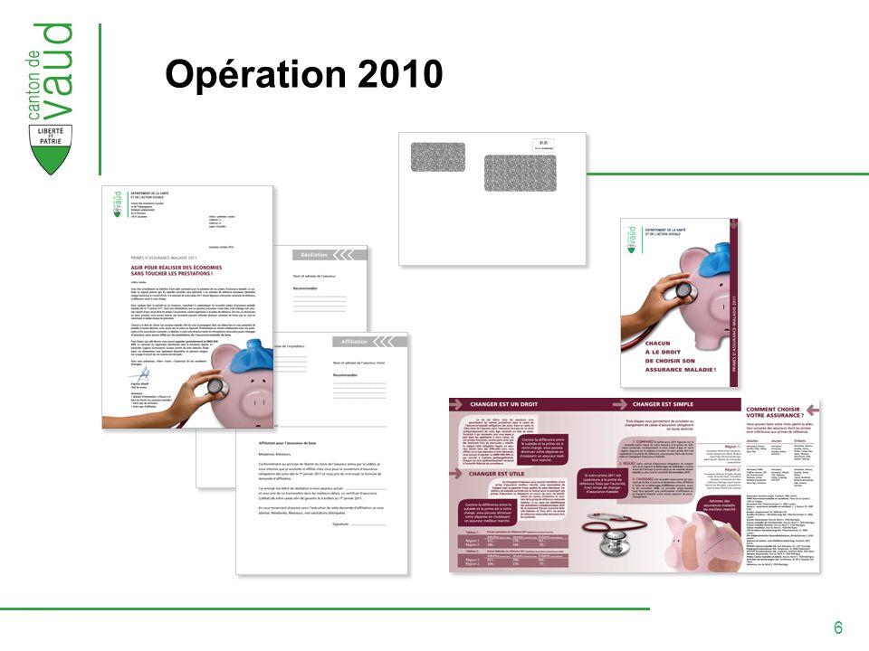 6 Opération 2010