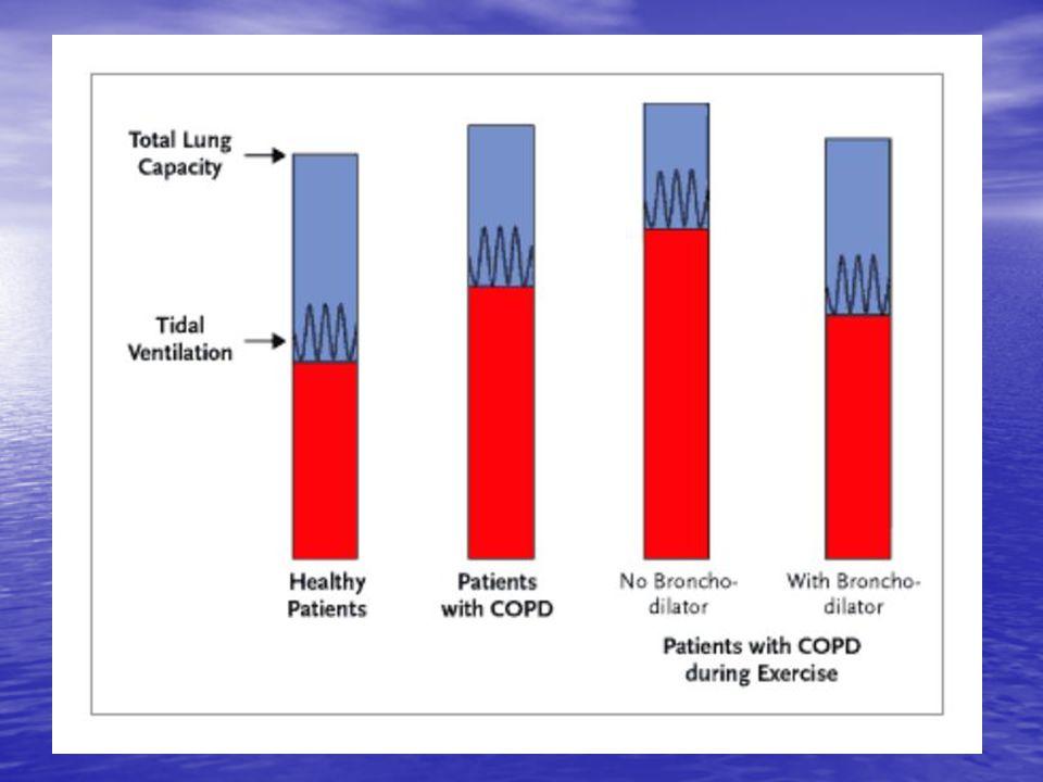 Chronic hypoxia Pulmonary vasoconstriction MuscularizationIntimalhyperplasiaFibrosisObliteration Pulmonary hypertension Cor pulmonale Death Edema Pulmonary Hypertension in COPD Source: Peter J.