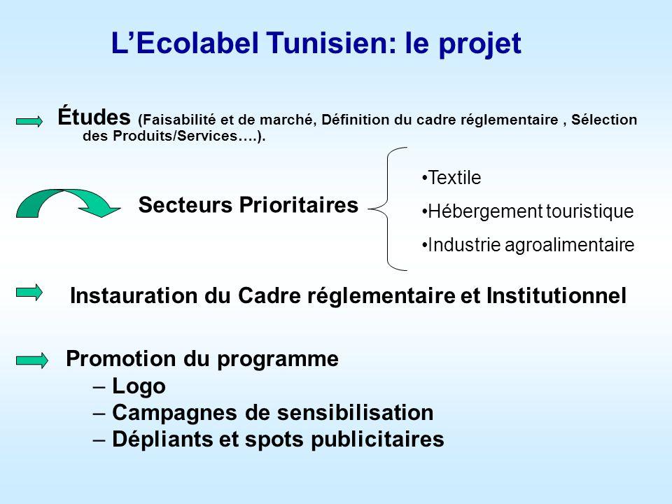 Études (Faisabilité et de marché, Définition du cadre réglementaire, Sélection des Produits/Services….).