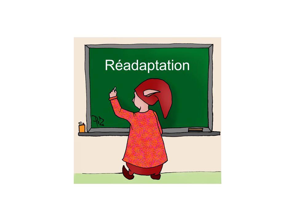 Réadaptation