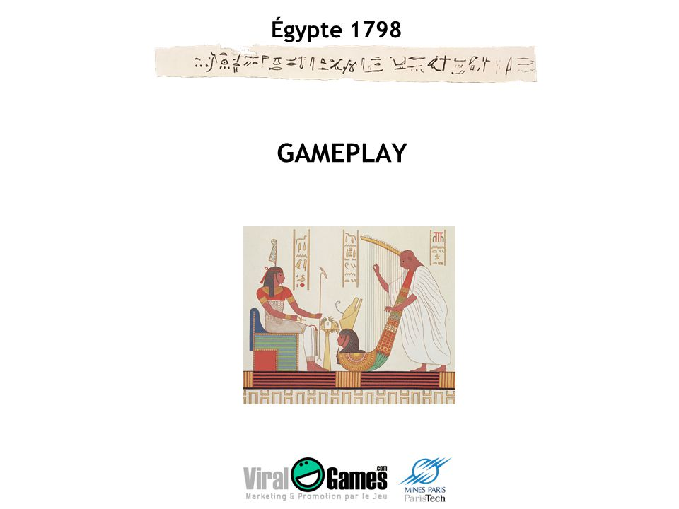 Égypte 1798 GAMEPLAY