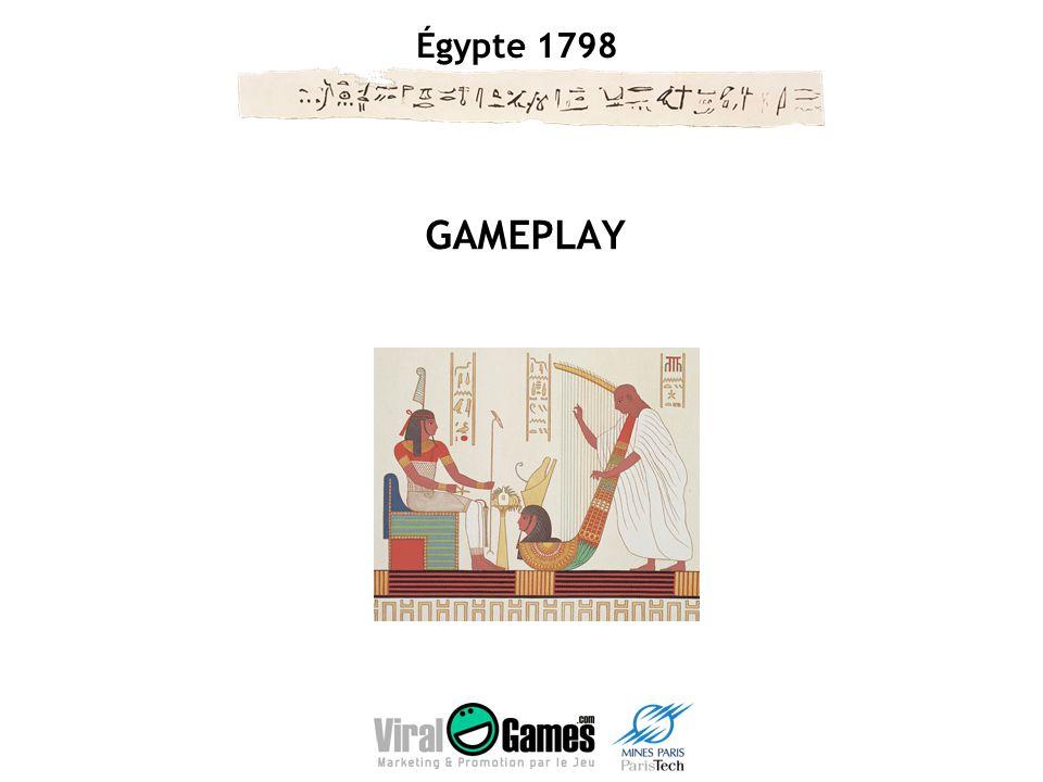 Égypte 1798 MMORPG Le joueur incarne un membre de lexpédition Bonaparte de 1798 parti explorer une Égypte qui cache encore au monde ses plus précieux secrets.