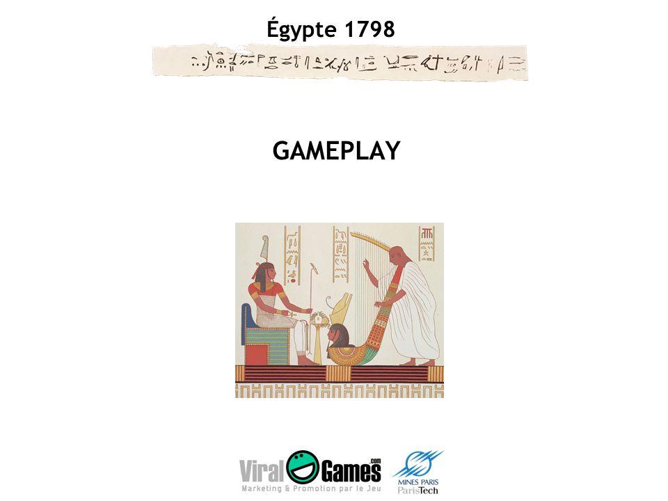 Égypte 1798 GAMEPLAY