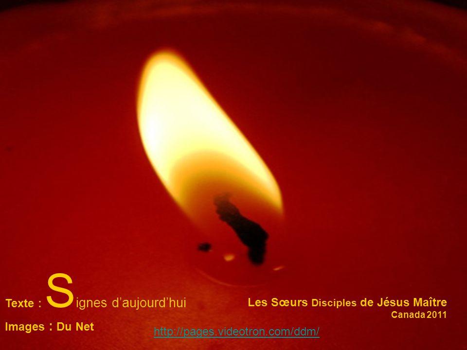 Aide-nous à te dire « oui » pour que ta vie divine anime tous les humains, pour que ton amour brûle dans nos cœurs.