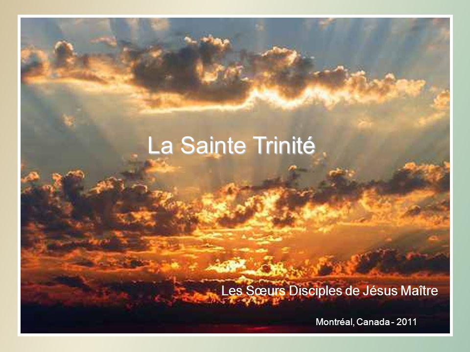 La Sainte Trinité Les Sœurs Disciples de Jésus Maître Montréal, Canada - 2011