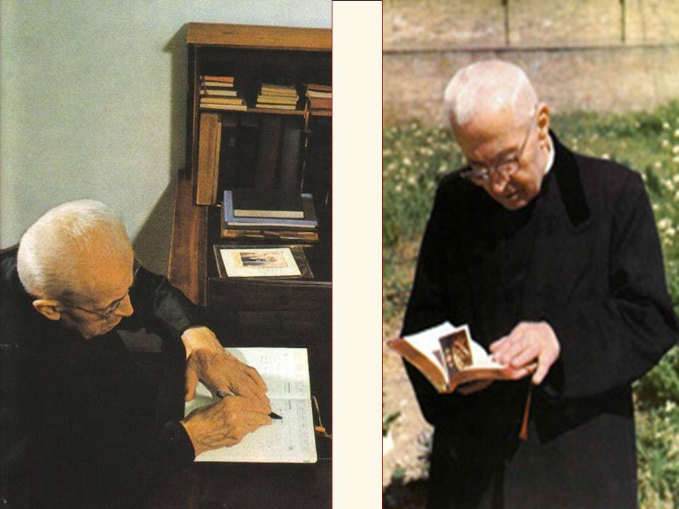 Un homme de notre temps. Le pape Paul VI résume lœuvre du Père Jacques Alberione en ces termes: Le voici: humble, silencieux, infatigable, toujours vi
