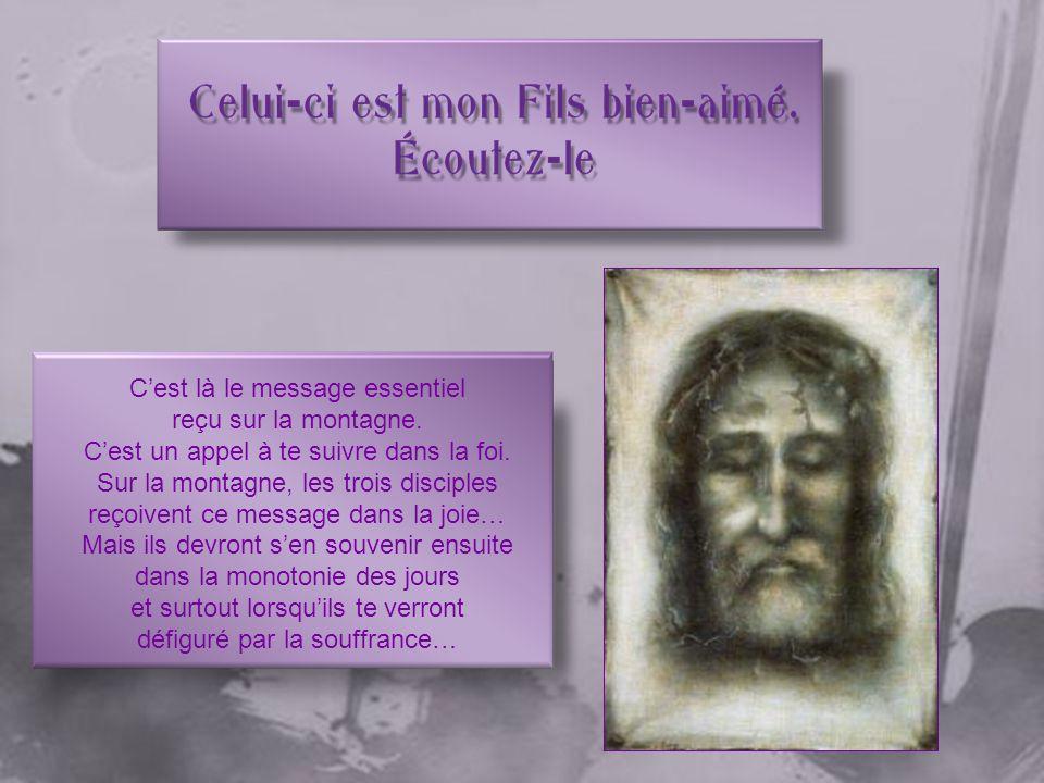 LÉcriture dit que lengagement chrétien est total, sans calcul.