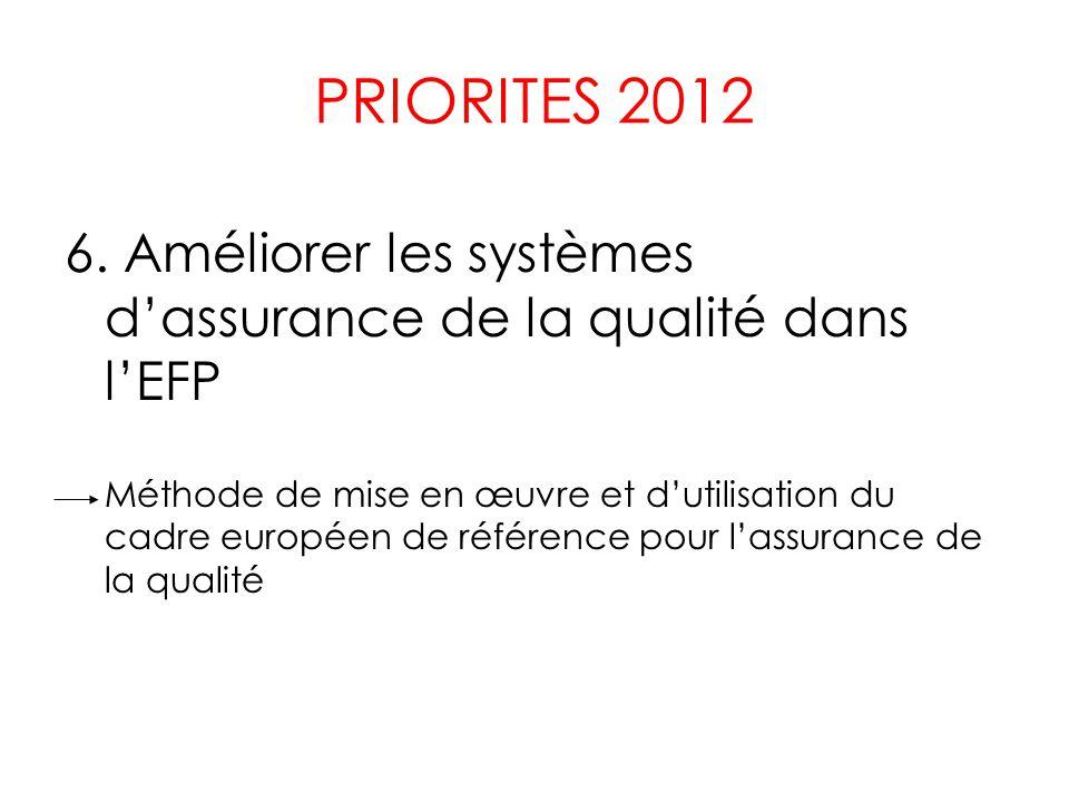 PRIORITES 2012 6.