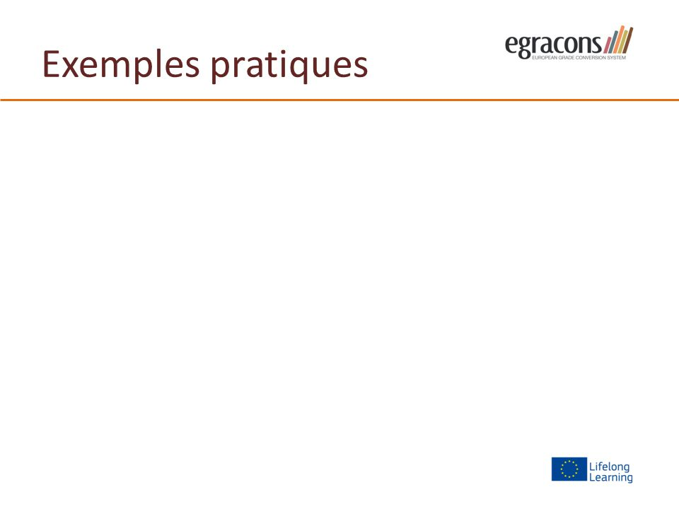 Exemple 3 SGH