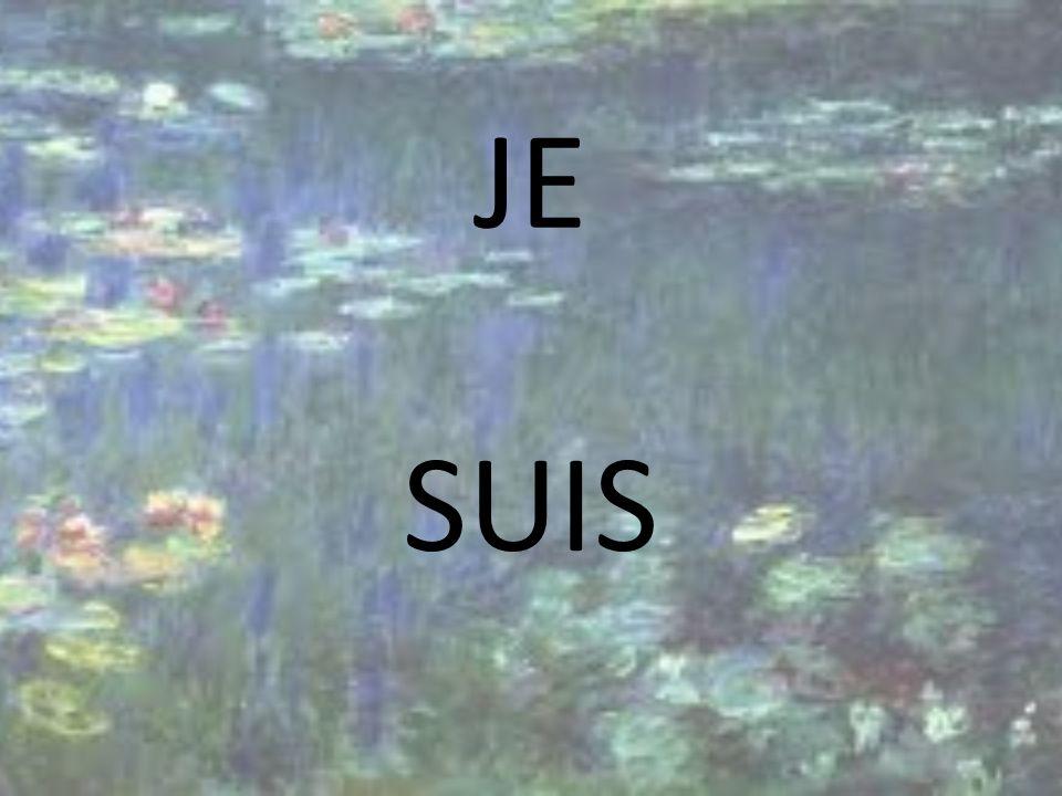 JE SUIS