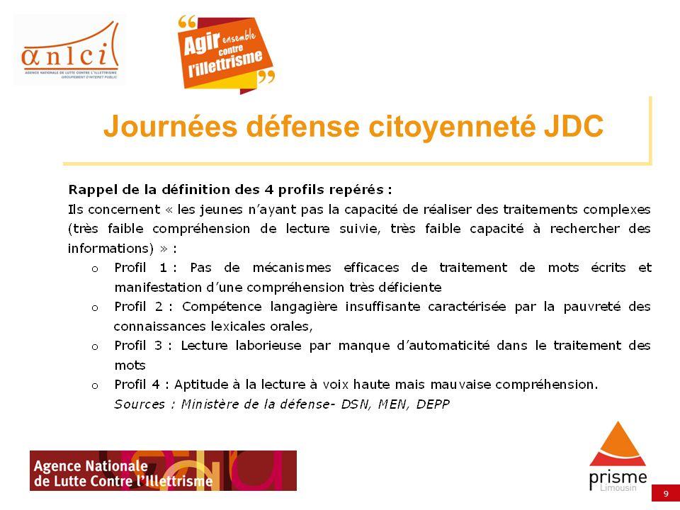 9 Journées défense citoyenneté JDC