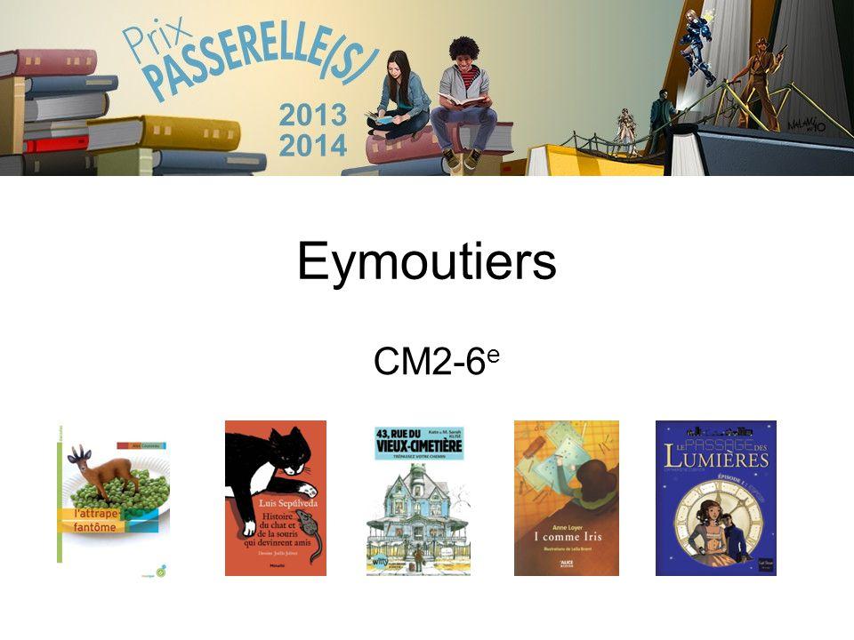 Eymoutiers CM2-6 e