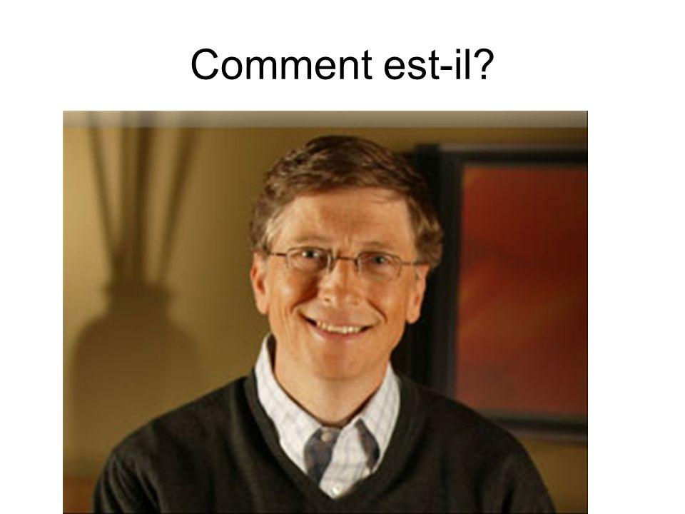 Il est intelligent