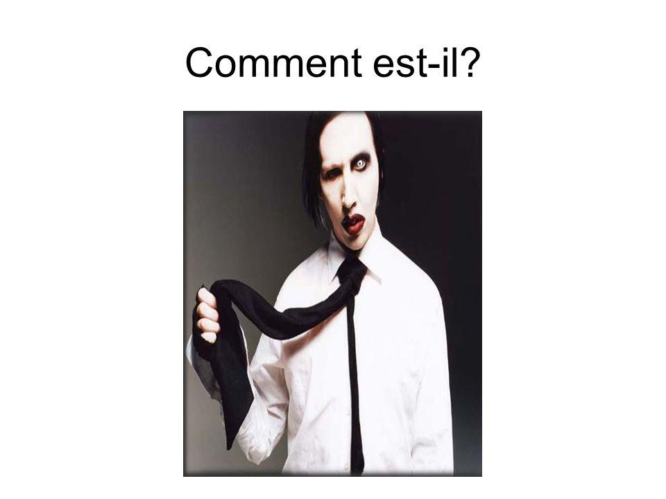 Comment est-il?