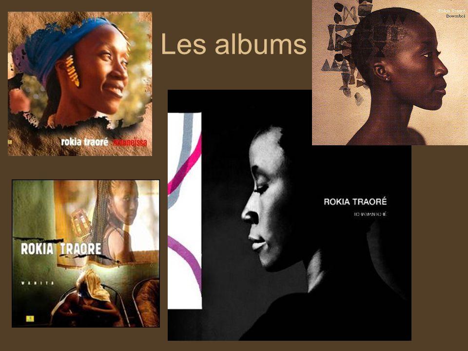 Les albums
