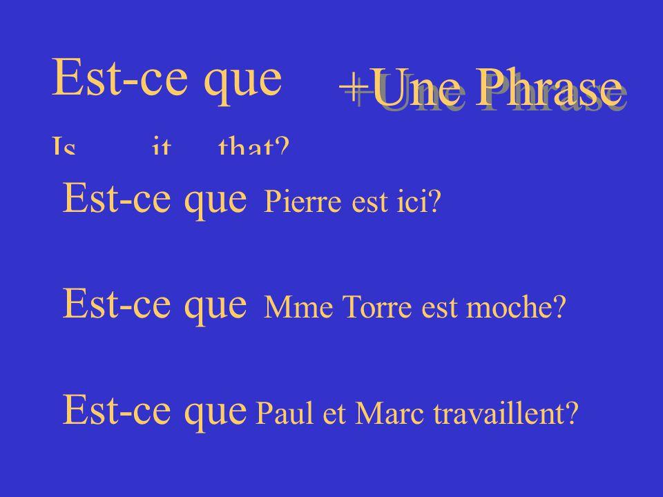 En français Do et Does Nexistent pas Do et Does Nexistent pas