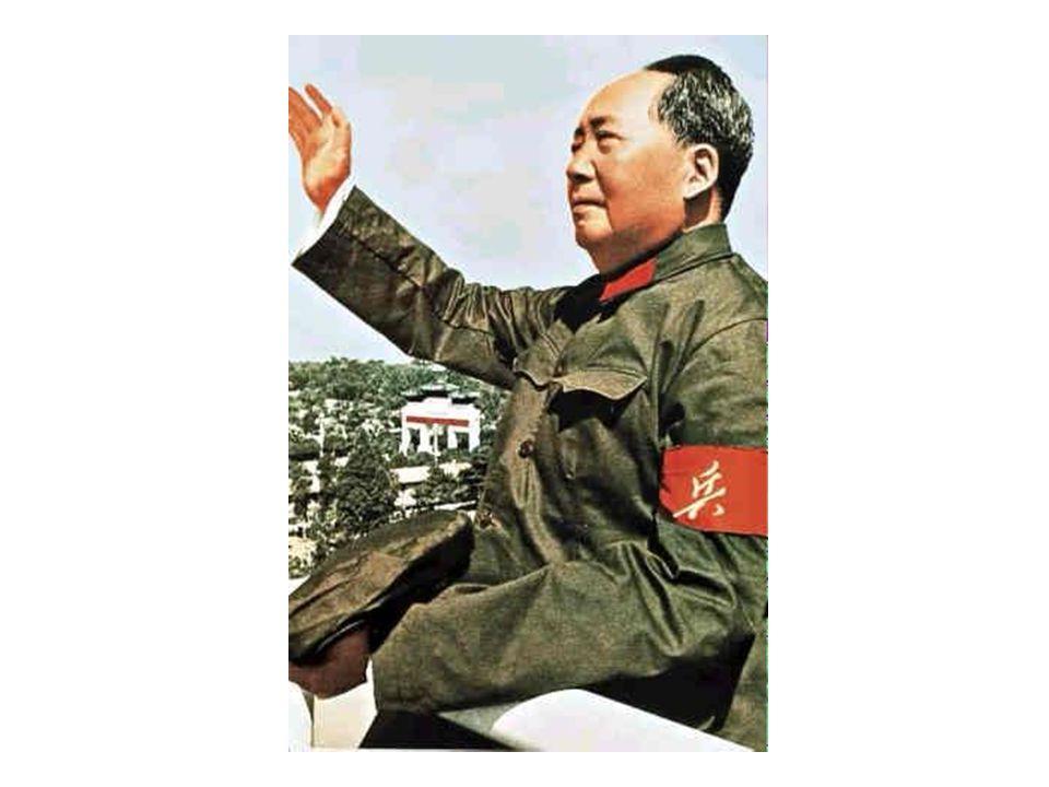 Il sappelle Mao Zedong. Il est chinois.