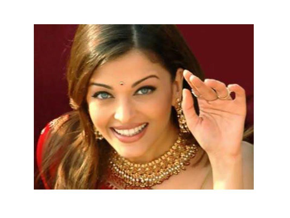 Elle sappelle Aishwaraiya. Elle est indienne.