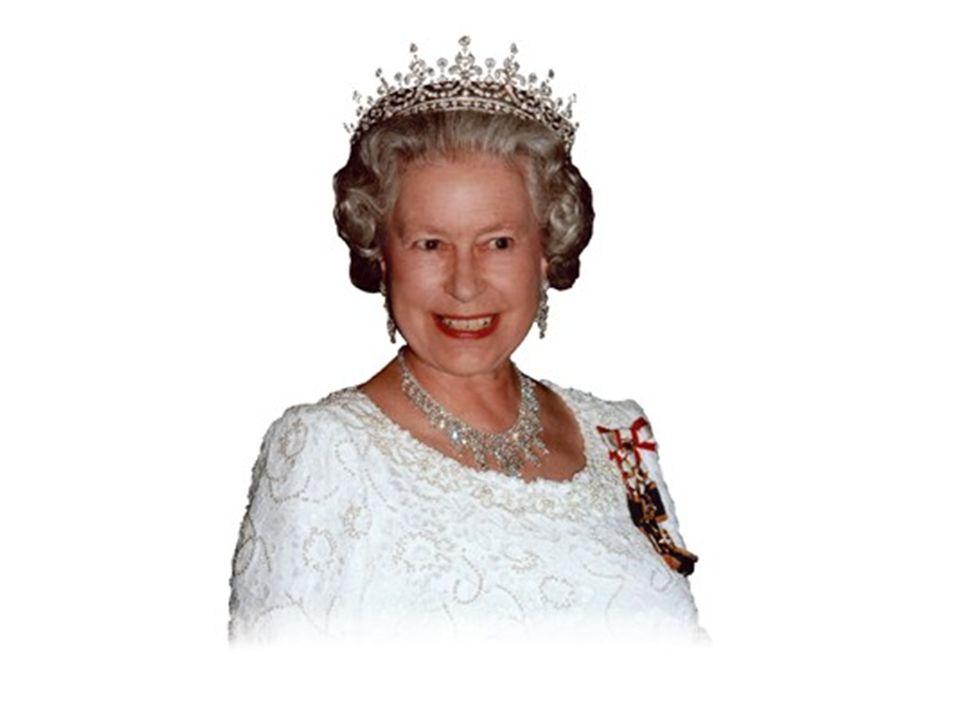 Elle est la Reine dAngleterre. Elle est anglaise.