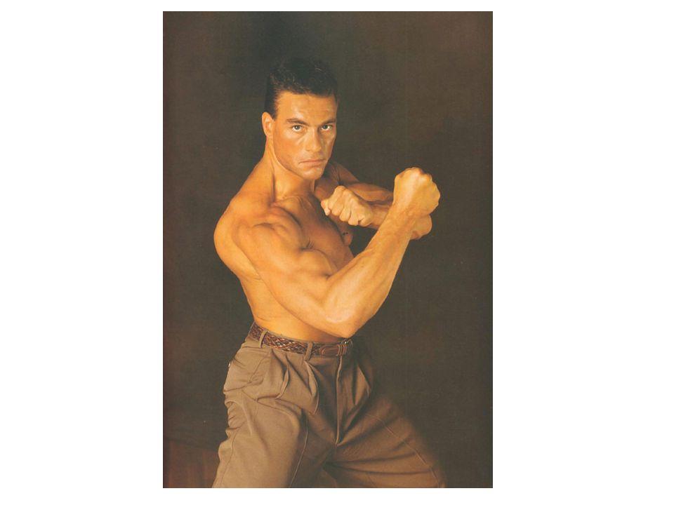 Il sappelle Jean-Claude Van Damme. Il est belge.