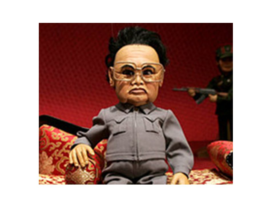 Il est coréen. Il sappelle Kim Jung Il