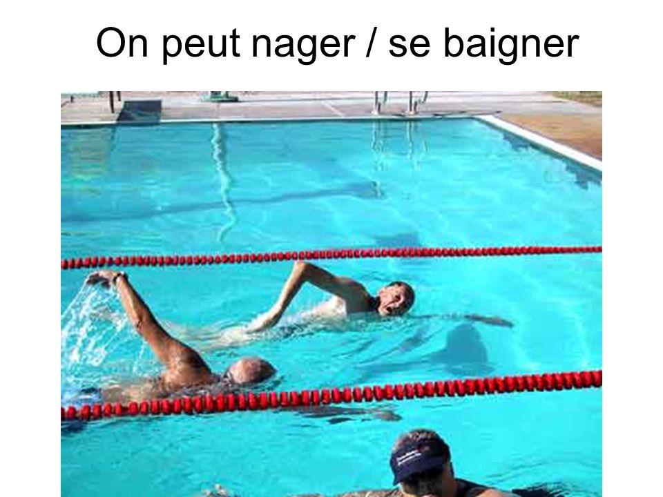 Il ne faut pas se noyer!