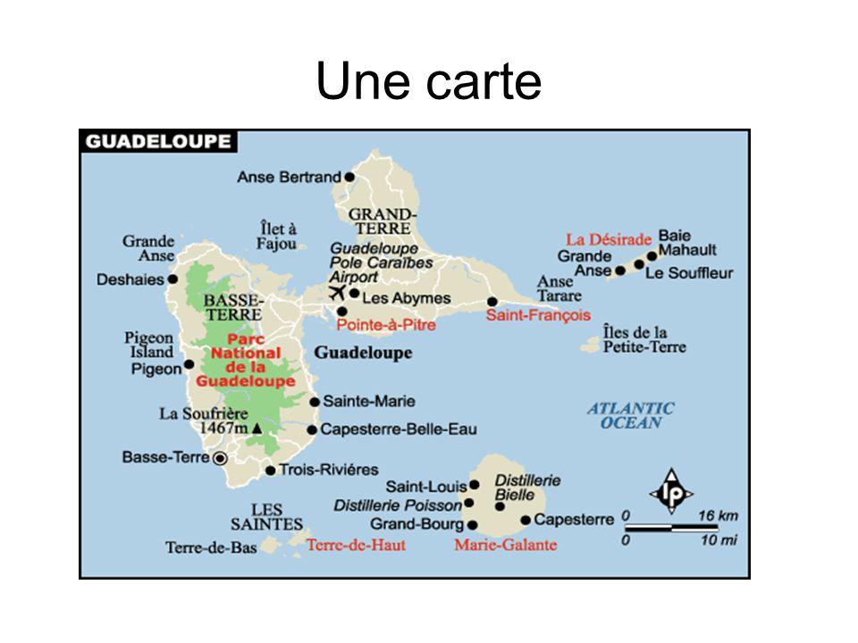 La géographie Sud-est de Puerto Rico dans les îles Caraibes Superficie : 1,780 km^2 Climat : Tropicale.