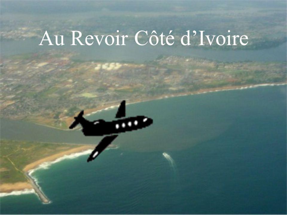 Au Revoir Côté dIvoire