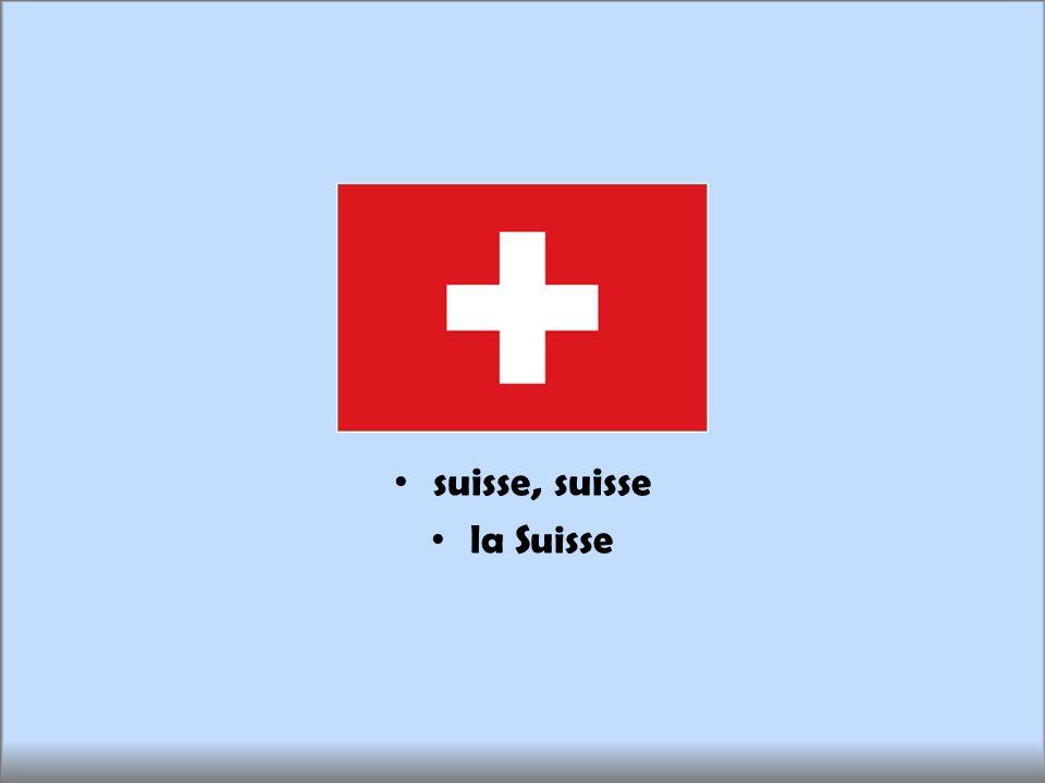 suisse, suisse la Suisse